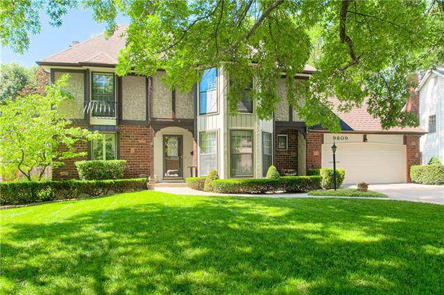9809 W 101st Street, Overland Park, KS 66212 (#2224002) :: House of Couse Group