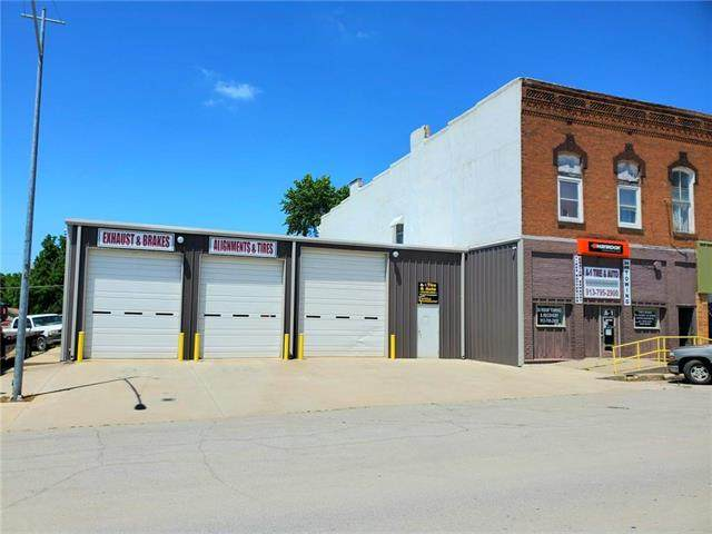 530 Main Street, Mound City, KS 66056 (#2224036) :: The Gunselman Team
