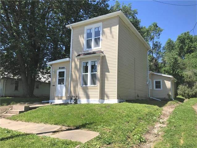 3122 N 10th Street, St Joseph, MO 64505 (#2224094) :: Team Real Estate