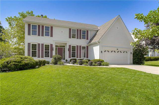 4906 W 157th Terrace, Overland Park, KS 66224 (#2224390) :: Dani Beyer Real Estate
