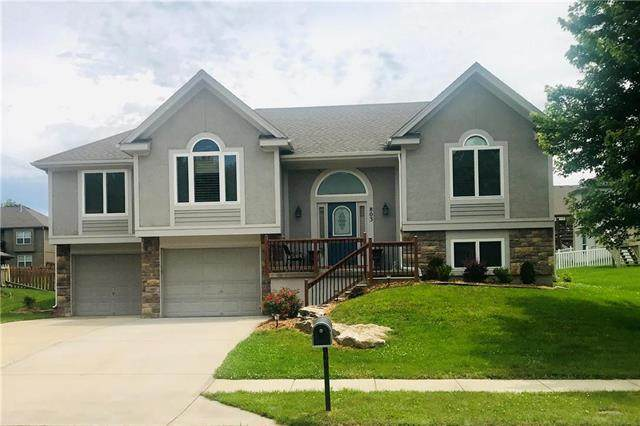 803 Chisam Road, Kearney, MO 64060 (#2224410) :: House of Couse Group