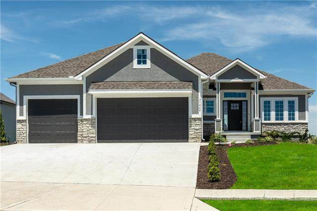 27828 E 133rd Street, Lee's Summit, MO 64086 (#2224416) :: House of Couse Group