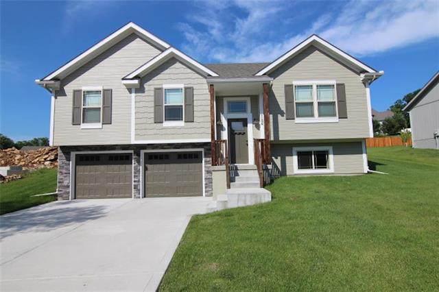 1206 N Belvidere Avenue, Independence, MO 64056 (#2224450) :: The Gunselman Team