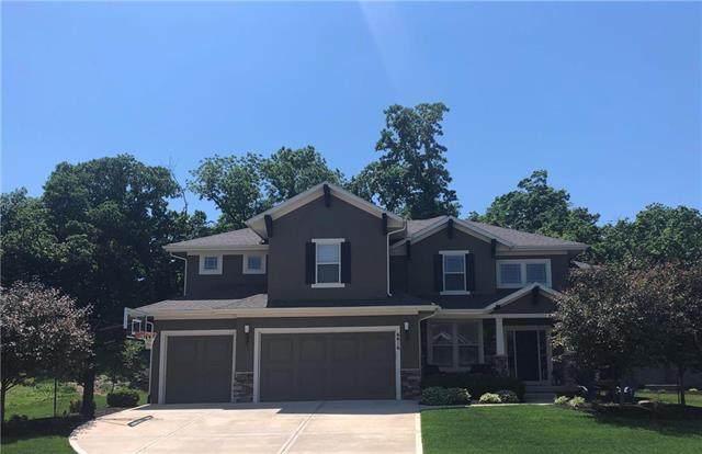 6816 Millbrook Street, Shawnee, KS 66218 (#2224770) :: House of Couse Group