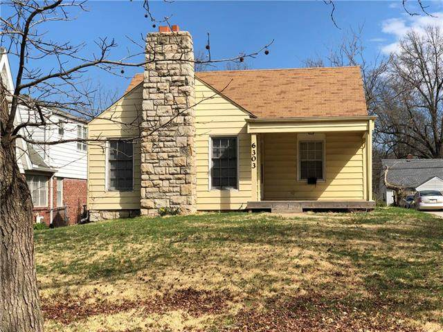 6303 Agnes Avenue, Kansas City, MO 64132 (#2225388) :: Jessup Homes Real Estate | RE/MAX Infinity