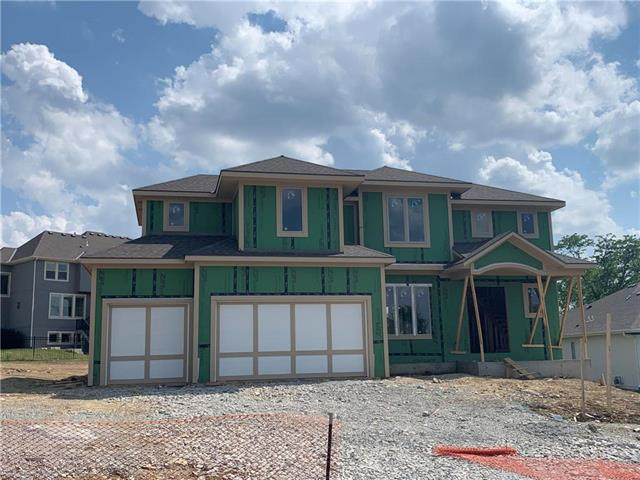 8122 Millridge Street, Lenexa, KS 66220 (#2225603) :: Dani Beyer Real Estate