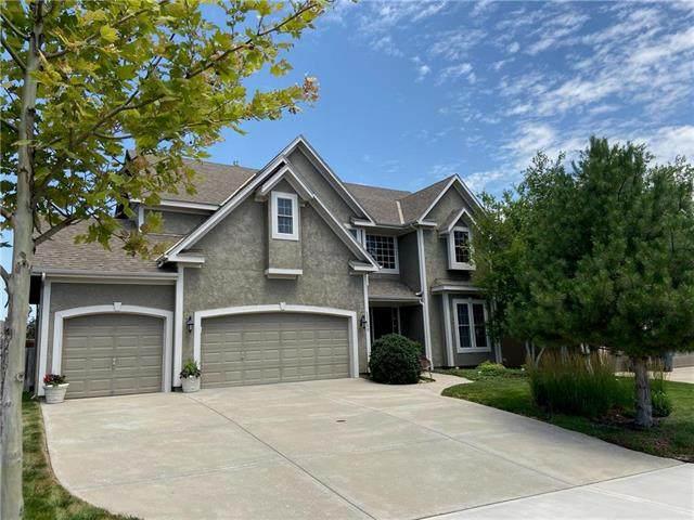 12150 S Langley Street, Olathe, KS 66061 (#2225773) :: Ron Henderson & Associates