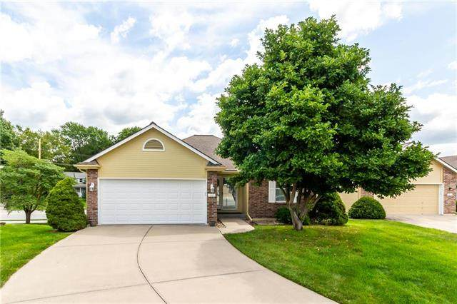 1009 SW 8TH Street, Lee's Summit, MO 64081 (#2225788) :: Jessup Homes Real Estate | RE/MAX Infinity