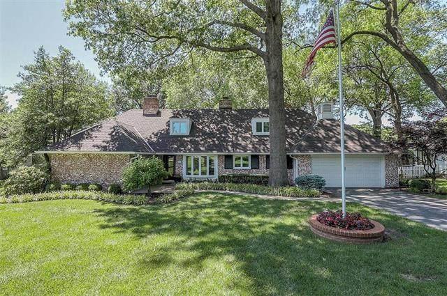 6516 Belinder Avenue, Mission Hills, KS 66208 (#2225885) :: Ron Henderson & Associates