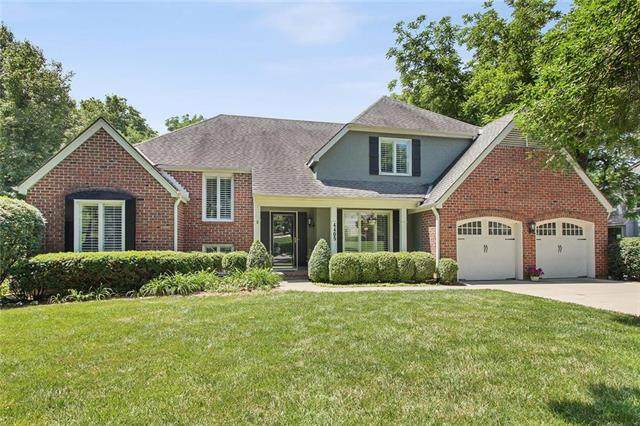 4405 W 126th Street, Leawood, KS 66209 (#2226019) :: House of Couse Group