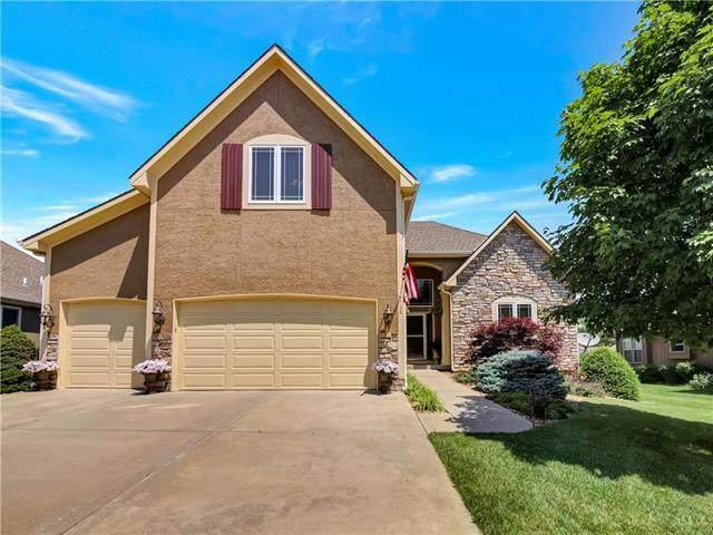 708 Bellerive Court, Lansing, KS 66043 (#2226201) :: Eric Craig Real Estate Team