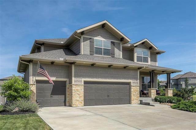 15954 W 163rd Terrace, Olathe, KS 66062 (#2226393) :: Eric Craig Real Estate Team