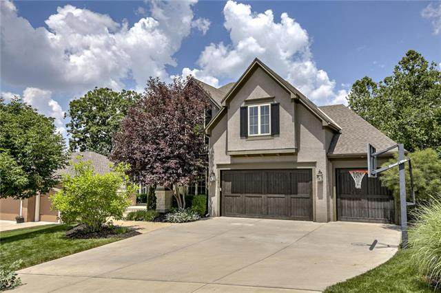 14470 NW 62nd Place, Kansas City, MO 64152 (#2226445) :: Audra Heller and Associates