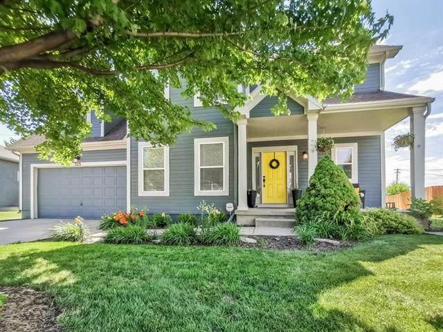 525 N Evergreen Street, Gardner, KS 66030 (#2226699) :: Team Real Estate