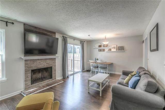 13005 W 66th Terrace, Shawnee, KS 66216 (#2226754) :: The Shannon Lyon Group - ReeceNichols