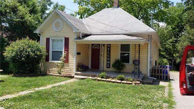 128 Clark Avenue, Bonner Springs, KS 66012 (#2226844) :: Team Real Estate