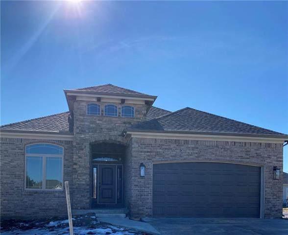 22157 W 120th Terrace, Olathe, KS 66061 (#2226996) :: House of Couse Group