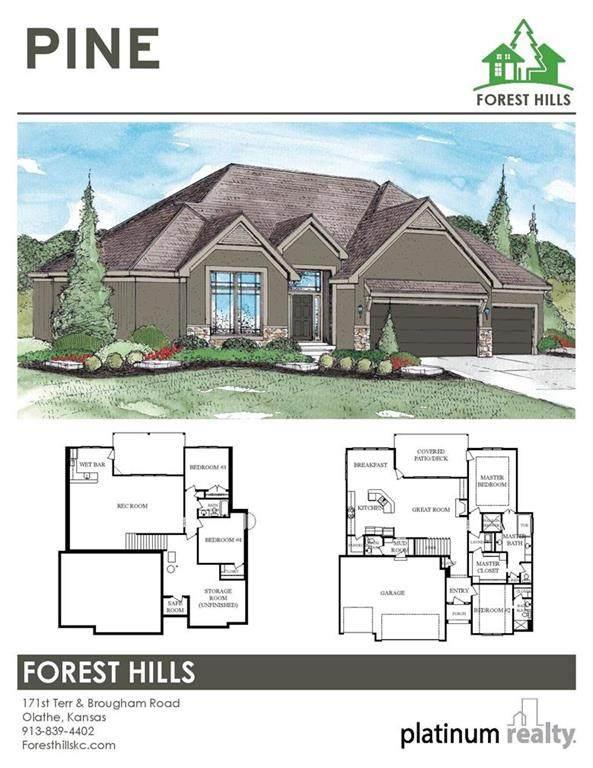 15954 W 171st Terrace, Olathe, KS 66062 (#2227028) :: Eric Craig Real Estate Team