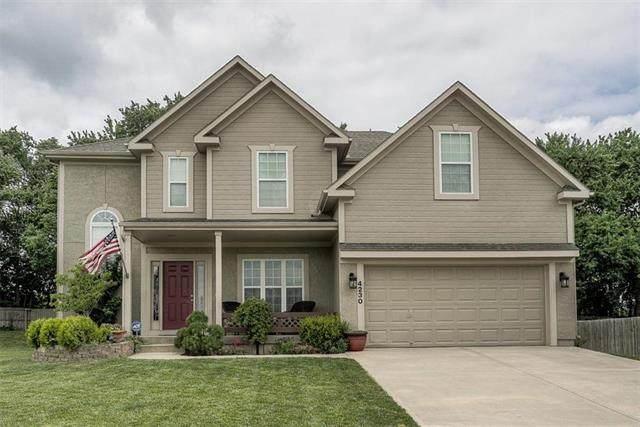 4230 N 122nd Terrace, Kansas City, KS 66109 (#2227126) :: Eric Craig Real Estate Team