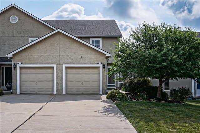 1613 N 128th Street, Kansas City, KS 66109 (#2227380) :: House of Couse Group