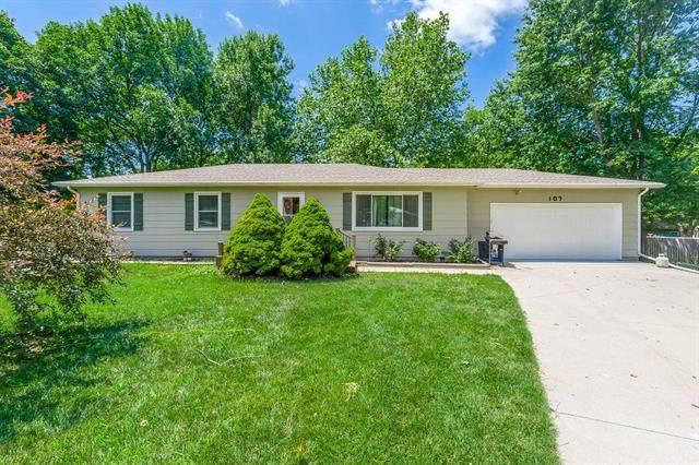 107 Santa Fe Drive, Baldwin City, KS 66006 (#2227457) :: Eric Craig Real Estate Team