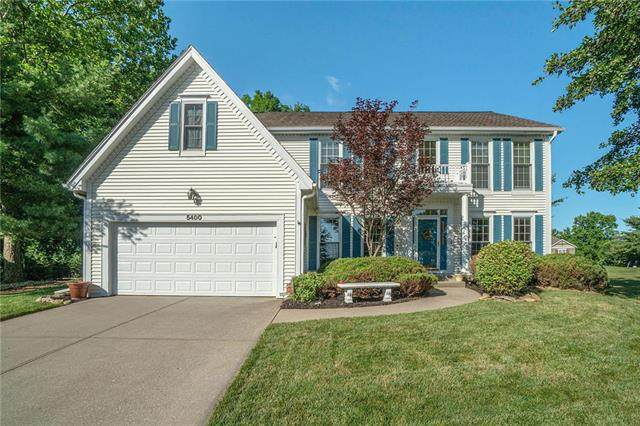 5400 Meadow Lake N/A, Parkville, MO 64152 (#2227463) :: Audra Heller and Associates
