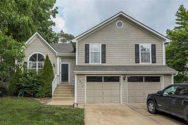 1500 NE Bronze Drive, Lee's Summit, MO 64086 (#2227486) :: Eric Craig Real Estate Team