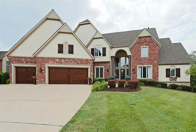 15300 Iron Horse Circle, Leawood, KS 66224 (#2227640) :: Team Real Estate