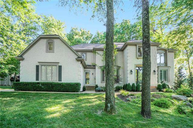 16800 S Country Club Drive, Loch Lloyd, MO 64012 (#2227664) :: Beginnings KC Team
