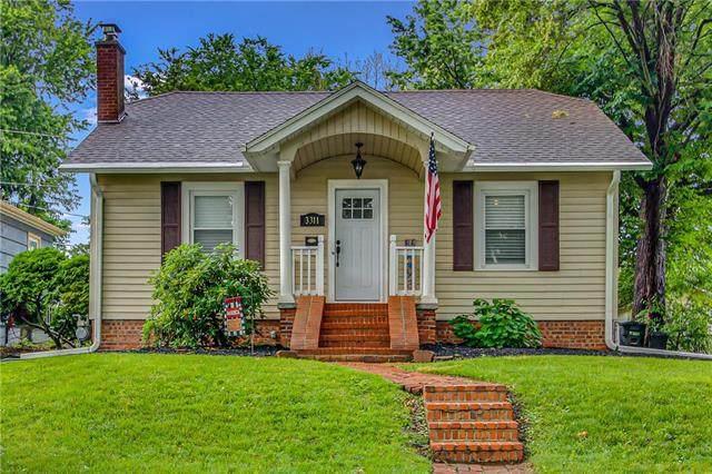 3311 Scott Street, St Joseph, MO 64507 (#2227787) :: Eric Craig Real Estate Team