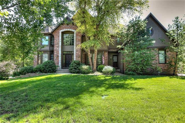 2120 Oak Crest Drive, Liberty, MO 64068 (#2227830) :: Ron Henderson & Associates