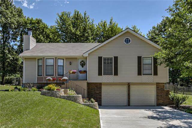 10453 N Cherry Drive, Kansas City, MO 64155 (#2227908) :: Edie Waters Network