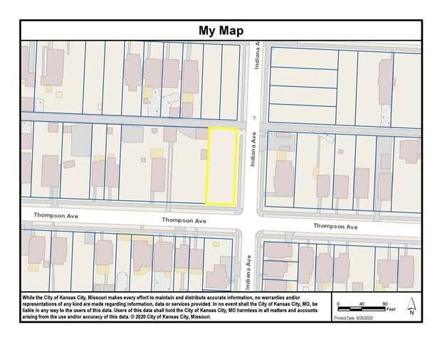 3240 Thompson Avenue, Kansas City, MO 64124 (#2227948) :: Edie Waters Network