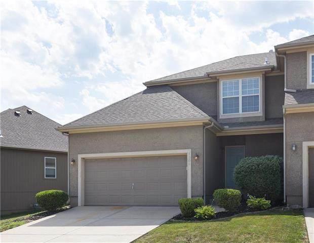 1308 N 131st Terrace, Kansas City, KS 66109 (#2228105) :: House of Couse Group