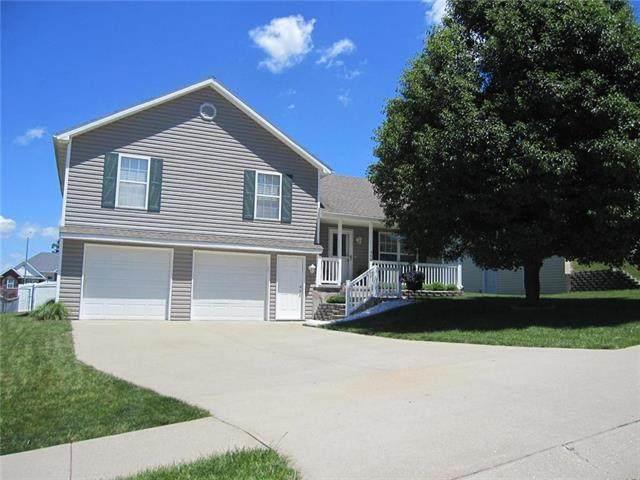 3401 Stardust Drive, St Joseph, MO 64503 (#2228129) :: Eric Craig Real Estate Team
