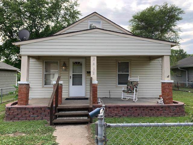 2822 S 23rd Street, St Joseph, MO 64503 (#2228172) :: Eric Craig Real Estate Team
