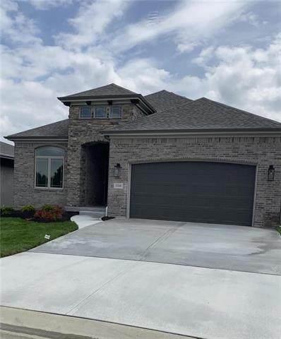 22145 W 120th Terrace, Olathe, KS 66061 (#2228223) :: House of Couse Group