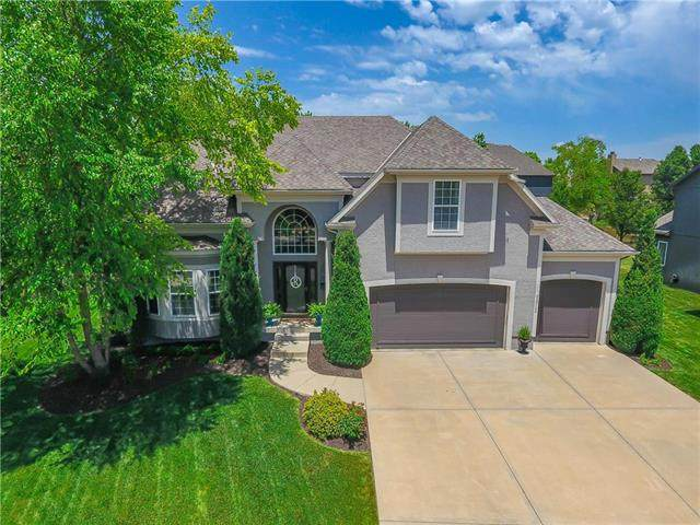 7726 W 145th Terrace, Overland Park, KS 66223 (#2228230) :: The Gunselman Team