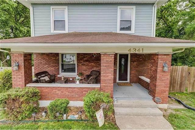 4341 Wood Avenue, Kansas City, KS 66102 (#2228260) :: Jessup Homes Real Estate | RE/MAX Infinity