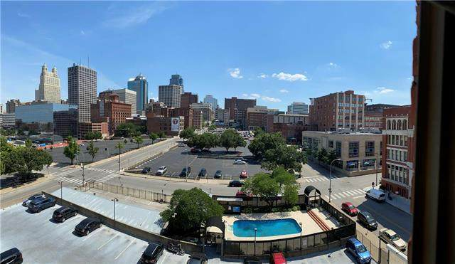 609 Central Street #1504, Kansas City, MO 64105 (#2228566) :: Five-Star Homes