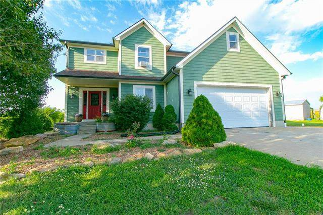 1095 SW County Road O Highway, Chilhowee, MO 64733 (#2228592) :: Eric Craig Real Estate Team
