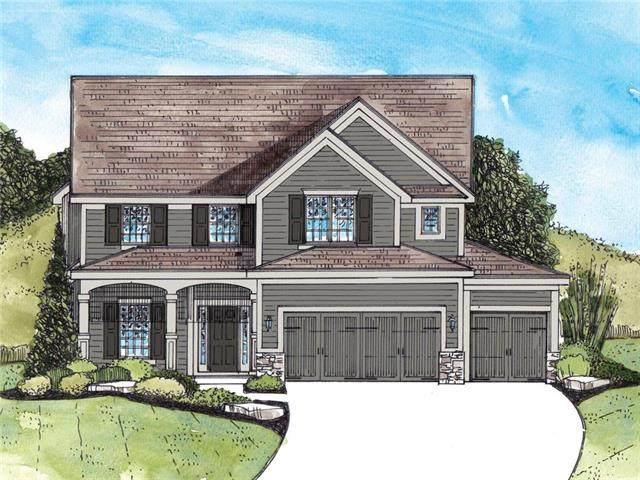 1020 SE Wood Ridge Court, Blue Springs, MO 64014 (#2228648) :: Team Real Estate