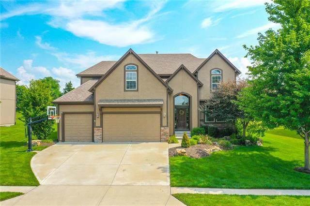 24280 W 112th Terrace, Olathe, KS 66061 (#2228698) :: House of Couse Group