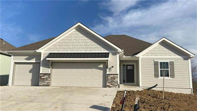 508 NW Bailey Drive, Grain Valley, MO 64029 (#2228735) :: House of Couse Group