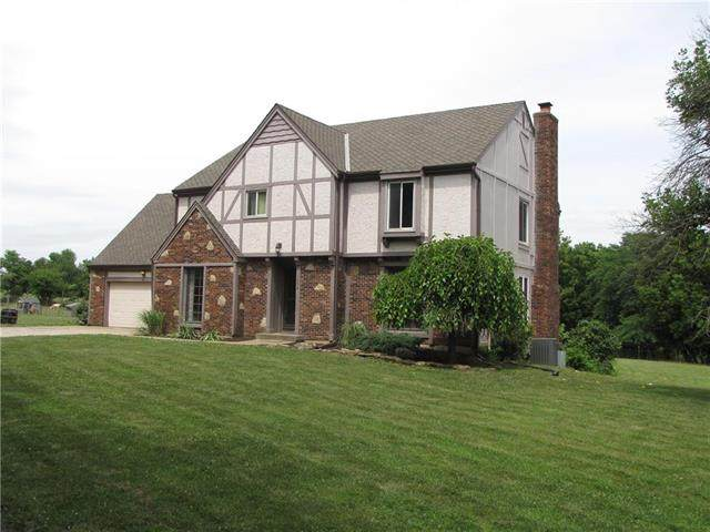1606 E 235th Terrace, Cleveland, MO 64734 (#2228764) :: Edie Waters Network