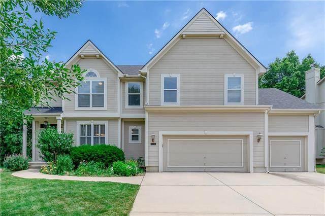 5055 Lakecrest Drive, Shawnee, KS 66218 (#2228769) :: Eric Craig Real Estate Team