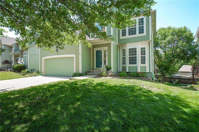 22116 W 51st Street, Shawnee, KS 66226 (#2228829) :: Eric Craig Real Estate Team
