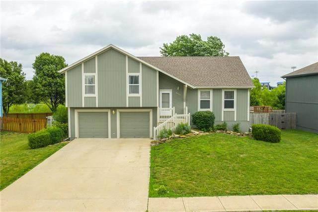 31200 W 172nd Terrace, Gardner, KS 66030 (#2228842) :: Eric Craig Real Estate Team