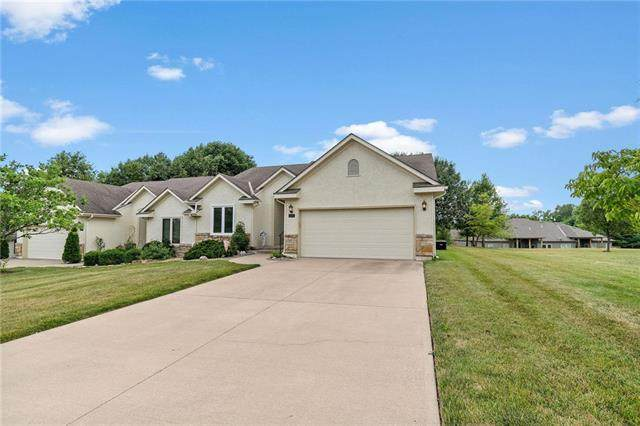 506 NW Ashurst Court, Lee's Summit, MO 64081 (#2228962) :: Eric Craig Real Estate Team