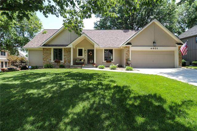 4601 NW Bramble Trail, Lee's Summit, MO 64064 (#2229068) :: House of Couse Group